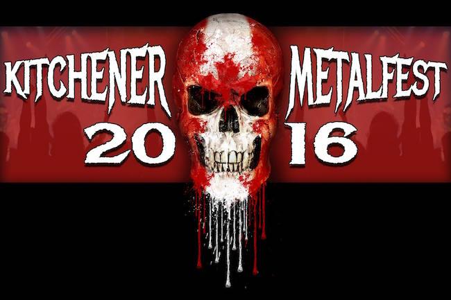 kitchener heavy metal vs cancer
