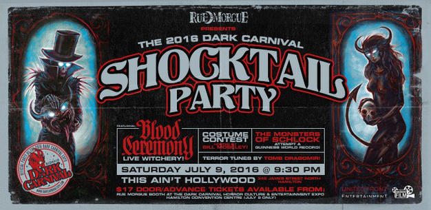 Shocktail Party