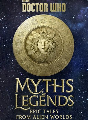Doctor Who Myths and Legends book cover