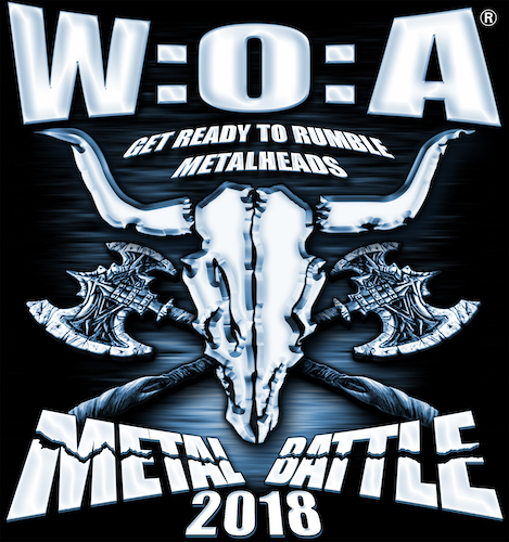 Wacken Metal Battle 2018 logo
