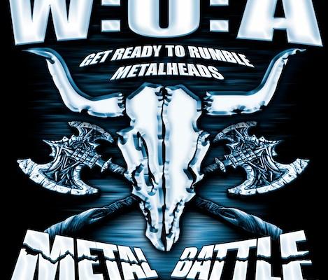 Wacken Metal Battle 2018 logo