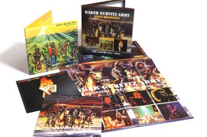 Baker Gurvitz Army – Since Beginning: The Albums 1974-1976