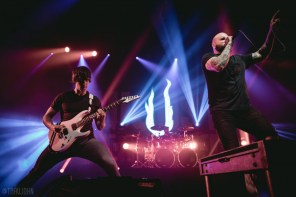 August Burns Red – Toronto, 25 June 2019