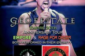 "MOUNT AIRY CELEBRATES 30 YEARS OF GEOFF TATE'S ""EMPIRE"""
