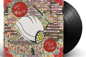 Steve Earle and the Dukes – Ghosts of West Virginia