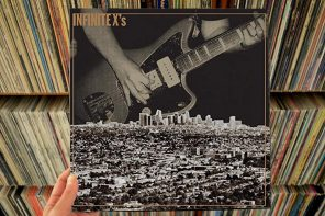 Infinite X's – S/T (Standard Edition black vinyl reissue) LP