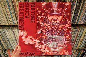 Round Eye – Culture Shock Treatment LP