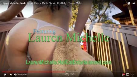 lauren-michelle-nude-4k-video-teaser