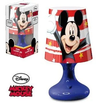 Mini LED Lámpa Disney Mickey 1