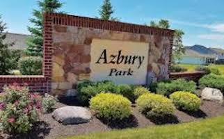 A picture our entrance sign for Azbury Park Communities