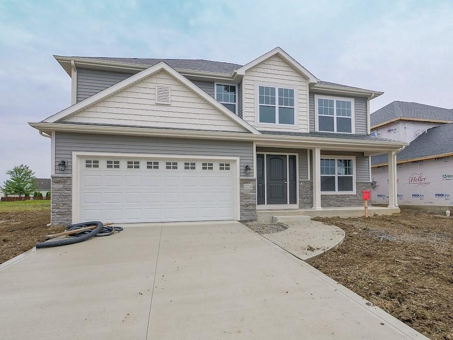 Heller Homes Floor Plans - Addison