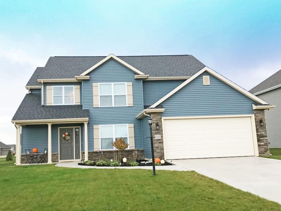 Heller Homes Floor Plans - David Matthew 1