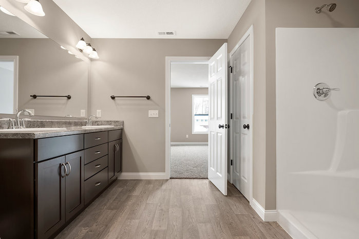 13 Woodfield - Heller Homes Addison floor plan at Lot 13 Woodfield