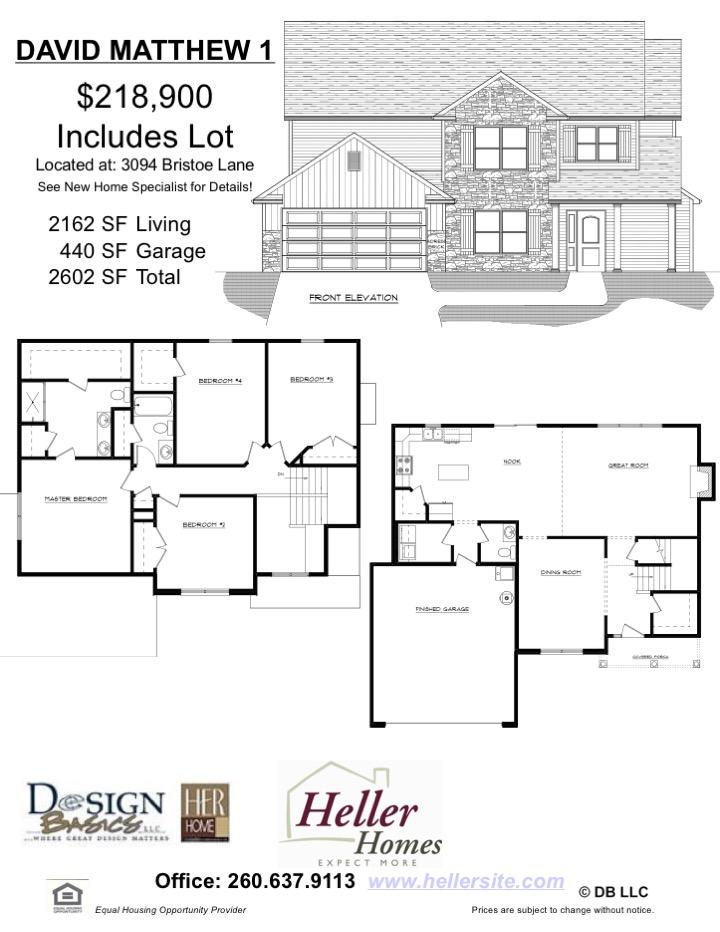 60 Bristoe Handout - Heller Homes' David Matthew 1 at 60 Bristoe Handout