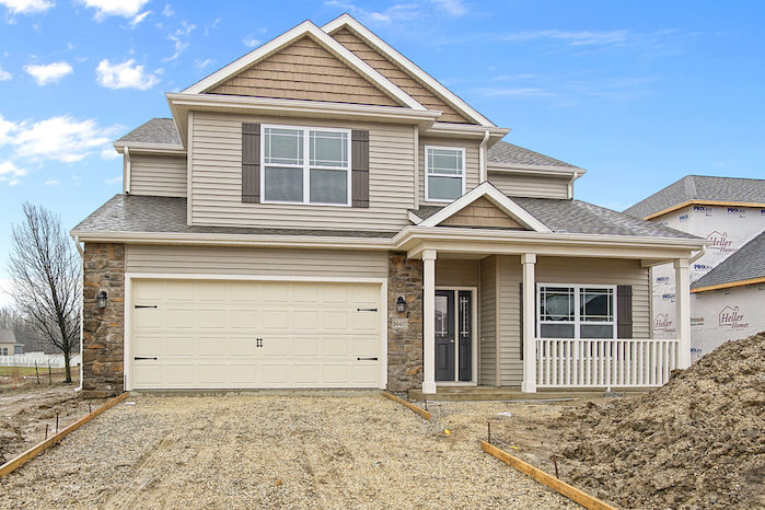 43 Bristoe - Heller Homes Tyson Floor Plan Available Home 43 Bristoe