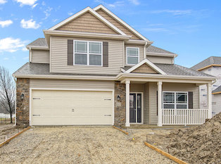 Heller Homes Available Homes - A picture our Lot 43 Bristoe