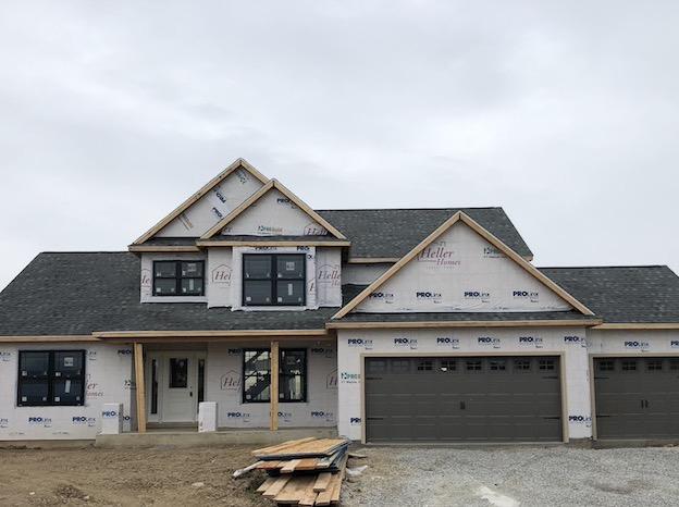 68 Prairie Meadows - Heller Homes David Matthew II Floor Plan Available Home 68 Prairie Meadows