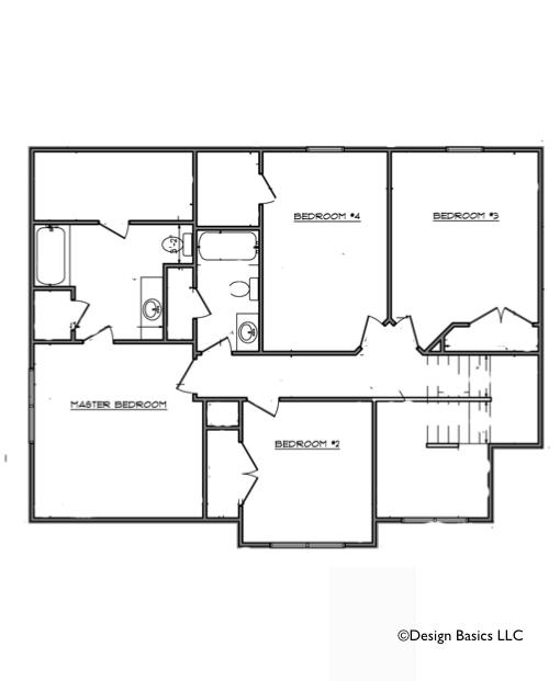 David Matthew 1.5 Floor Layout - Heller Homes David Matthew 1.5 Second Floor Plan