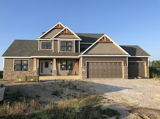 Heller Homes Available Homes - A picture our Lot 68 Prairie Meadows