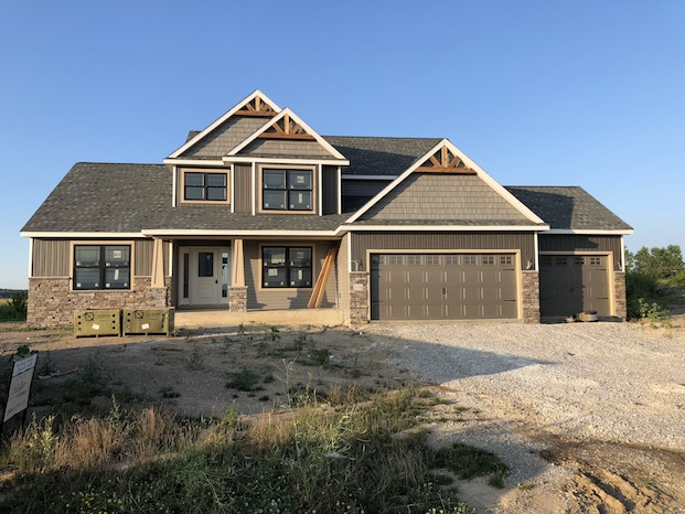 68 Prairie Meadows - Heller Homes David Matthew II Floor Plan Available Home 68 Prairie Meadows