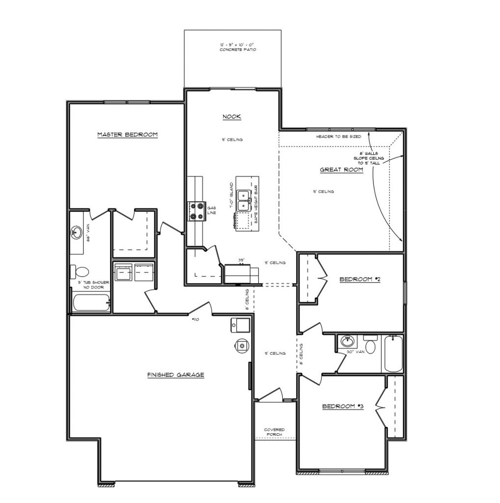Alexa 2 Floor Plan