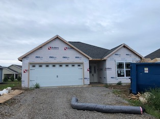 Heller Homes Available Homes - A picture our Lot 50 Greenwood Lakes