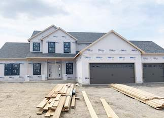 Heller Homes Available Homes - A picture our Lot 62 Milagro