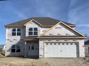 Heller Homes Available Homes - A picture of our Lot 10 Lone Oak