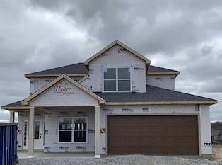 Heller Homes Available Homes - A picture our Lot 15 Lone Oak Lainey