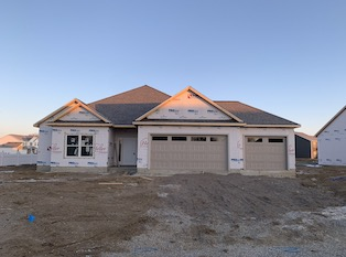 Heller Homes Available Homes - A picture our Lot 36 Palmira Lakes