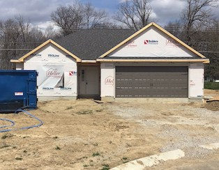 Heller Homes Available Homes - A picture our Lot 70 Greenwood Lakes Alexa 2