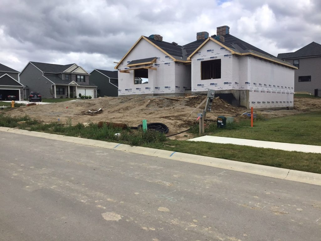 Heller Homes Available Homes - A picture our Lot 39 Lone Oak Alexa 2