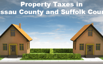 Property Taxes in Nassau County & Suffolk County