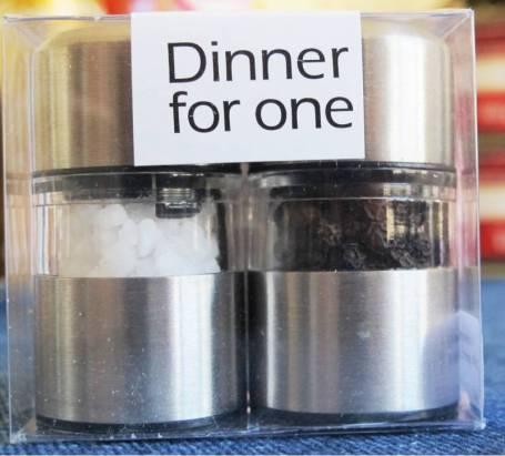 Pepper- og saltkvern i lommestørrelse. I like!