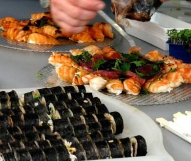 Gambit Hill&Knowlton: Sushi.