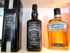 Gambit Hill&Knowlton: Tre utgaver av Jack Daniels