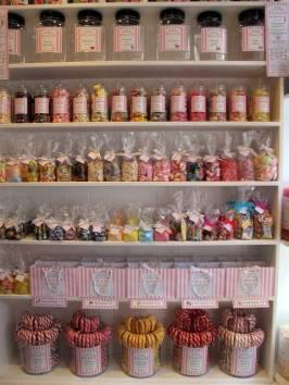 Godterbutikk i Soho.