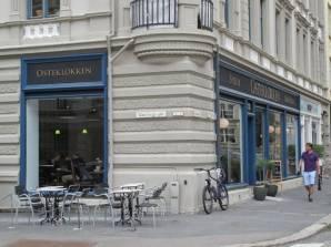Koselig og etterlengtet serveringssted i Gimleveien.