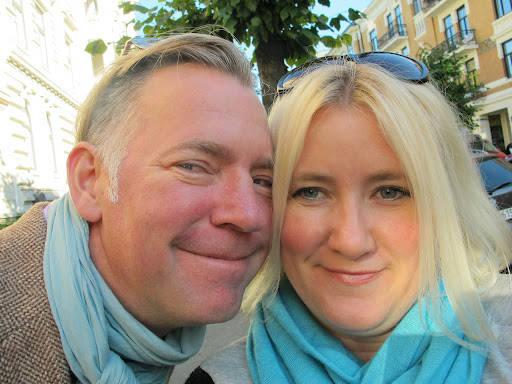 I dag ser vi nesten like unge ut ( + noen år...)
