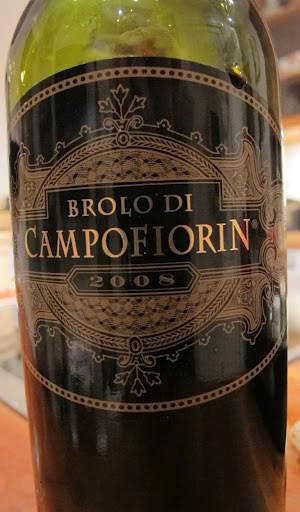 Fantastisk vin til retten. Den fremhever karamellsmaken