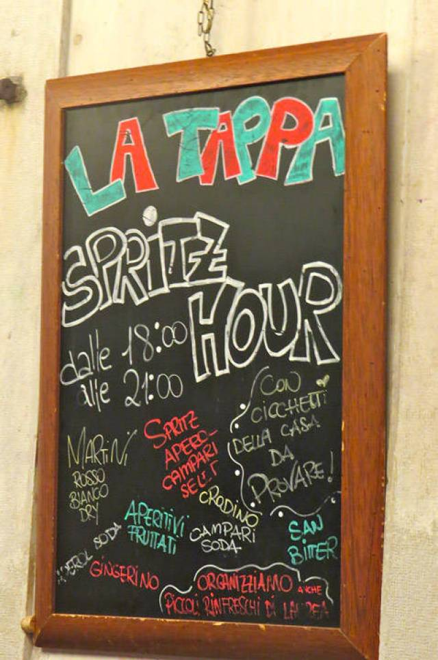 Happy Hour for Spritz