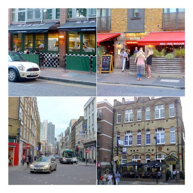 Hoxton Square.