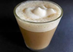 Lakris-latte og iskald lakrismelk