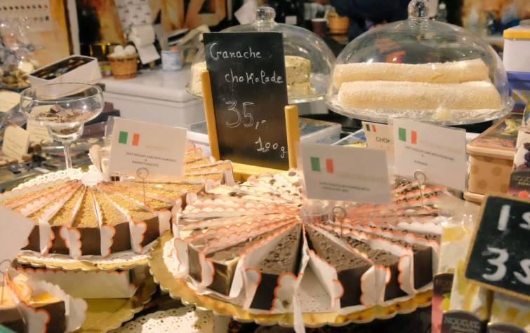 Italiensk julekonfekt.