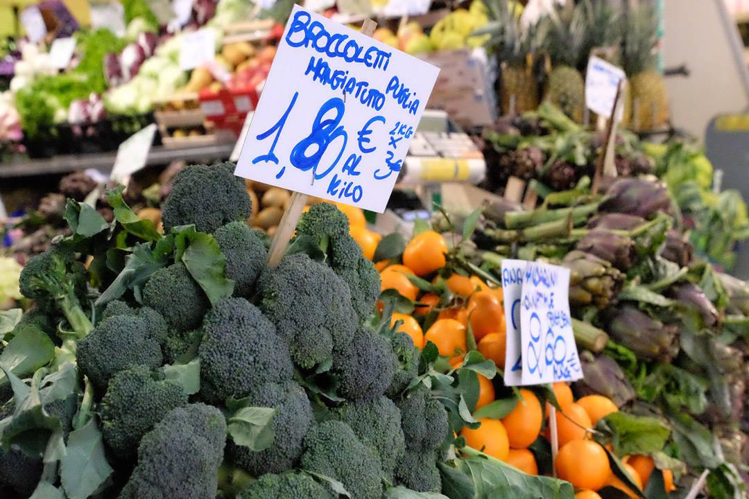 Grønnsaker er in!