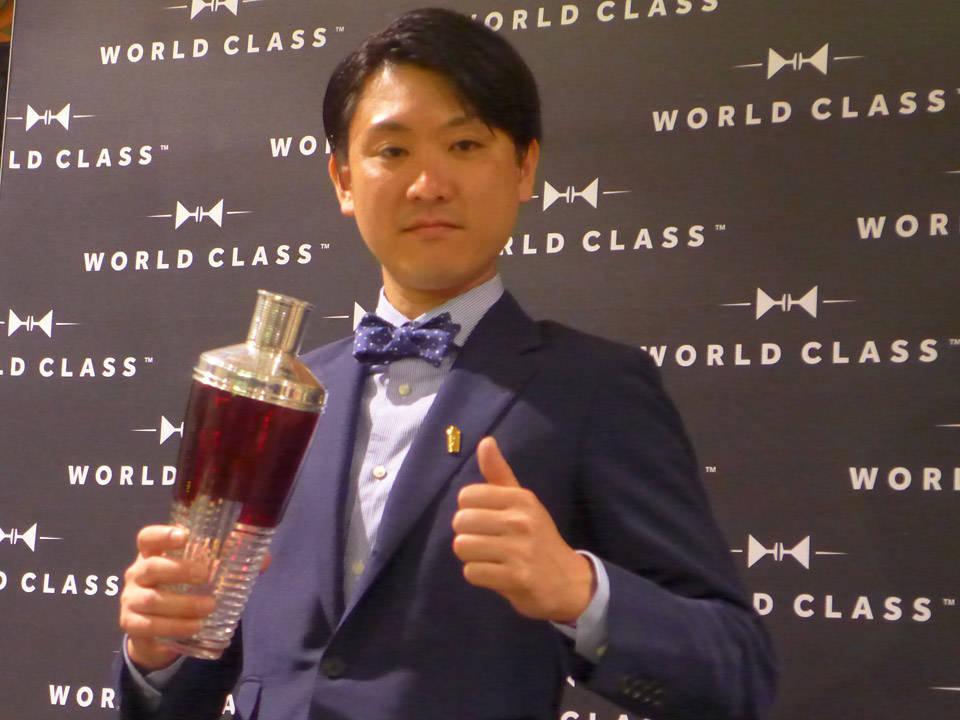 Michito Kaneko – verdens beste bartender 2015