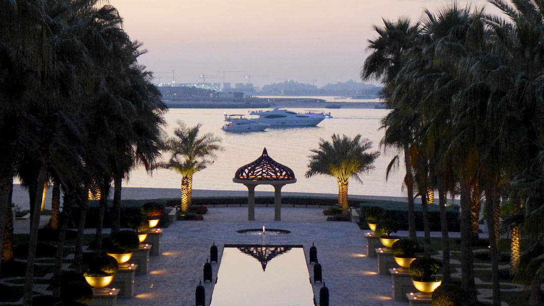One & Only Royal Mirage.