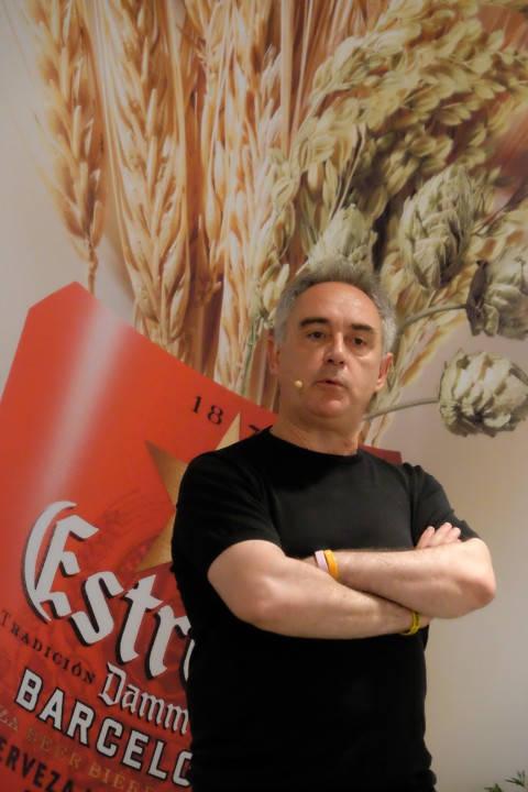 Ferran Adria (foto: Helle Øder Valebrokk)