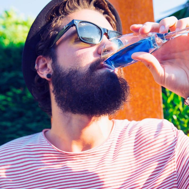 Man tager en hipster...