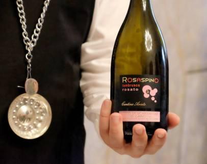 Rosaspino fra Emilia Wine.